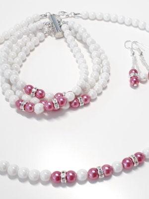 bílá souprava s růžovou6